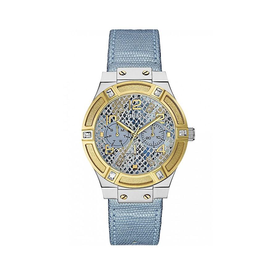 Jet Setter Gold Tone Ladies Watch W0289L2