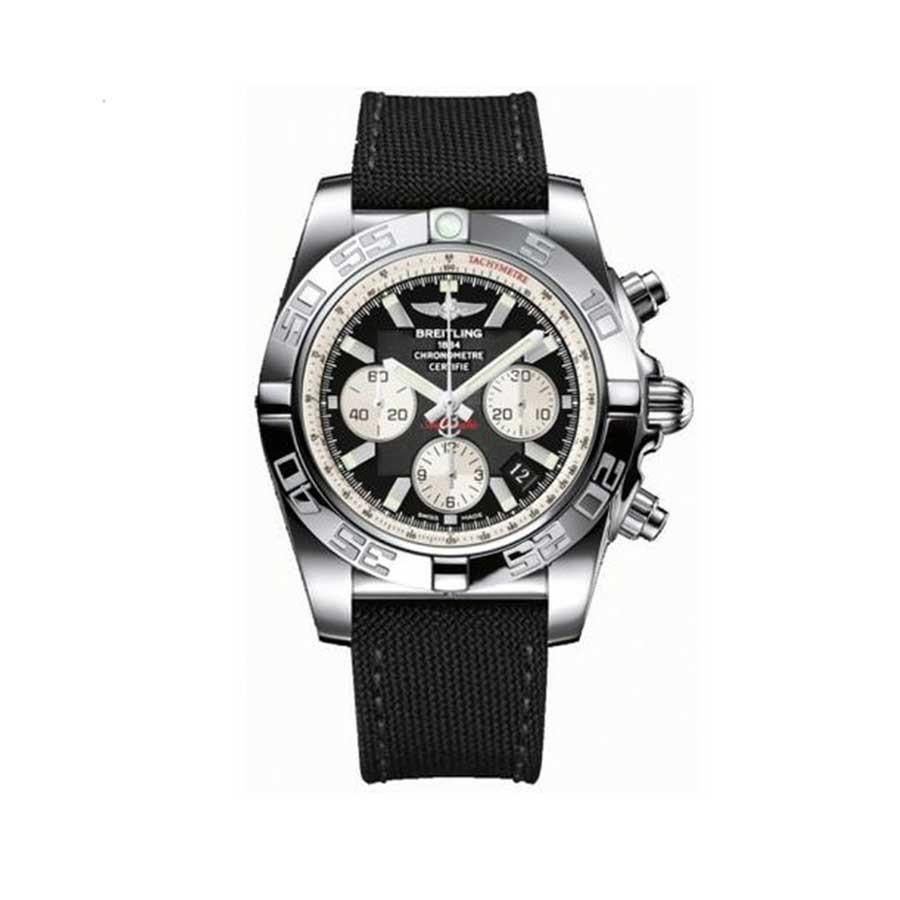 BREITLING Chronomat 44 Grey Dial Stainless Steel Men's Watch