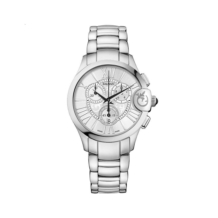 Balmainia Lady Arabesques Silver Dial Ladies Watch B6971.33.12