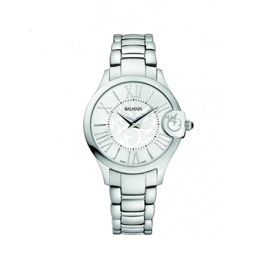 BALMAINIA LADY ARABESQUES Silver Dial Watch B3971.33.12