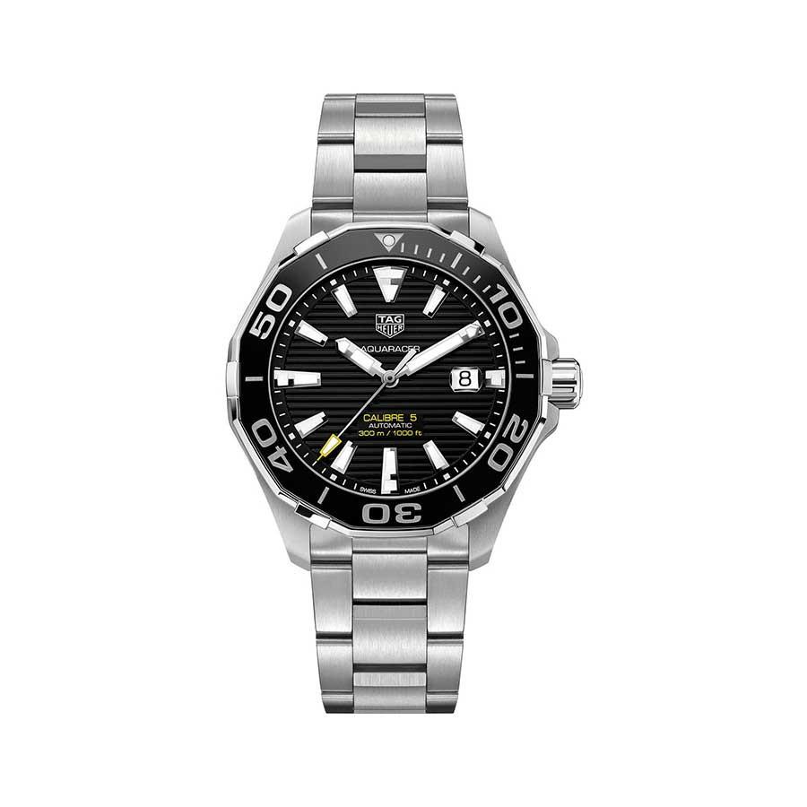 AQUARACER Calibre 5 Automatic Watch WAY201A.BA0927