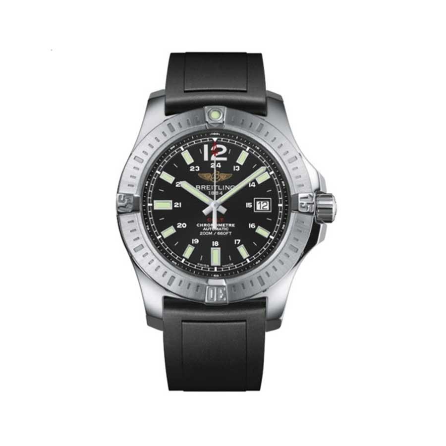 Colt Automatic Black Dial Men's Watch