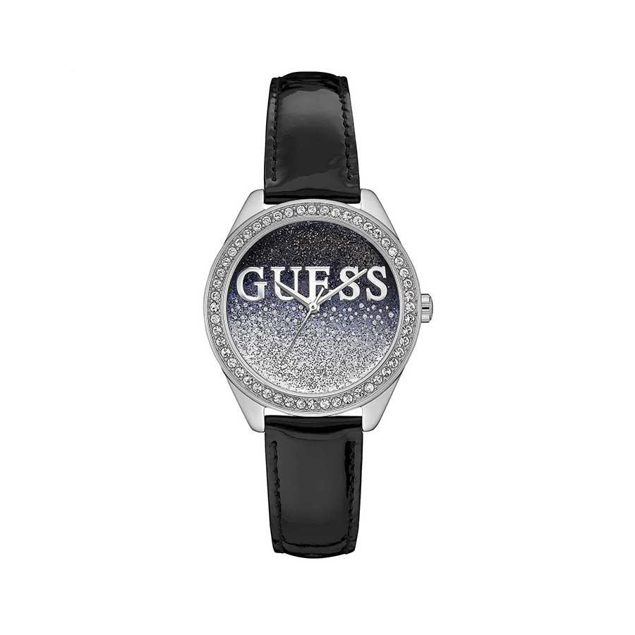 GUESS GLITTER GIRL Quartz Analogue Ladies Watch W0823L2