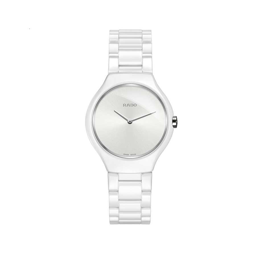 True Thinline Whitе Ladies Watch R27958022