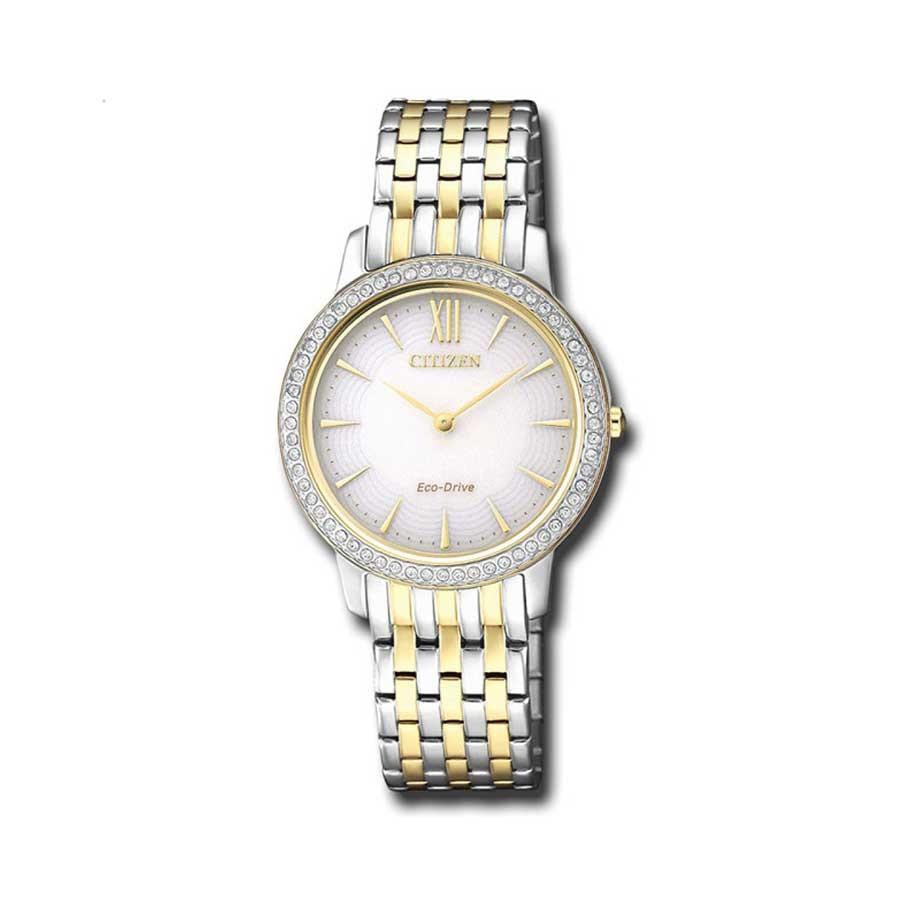 CITIZEN Eco-Drive Elegance Ladies Watch  EX1484-81A