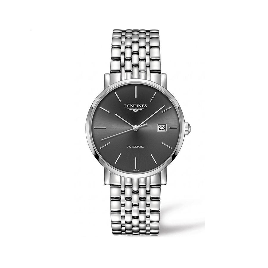 Elegant Automatic Men's Watch L4.910.4.72.6