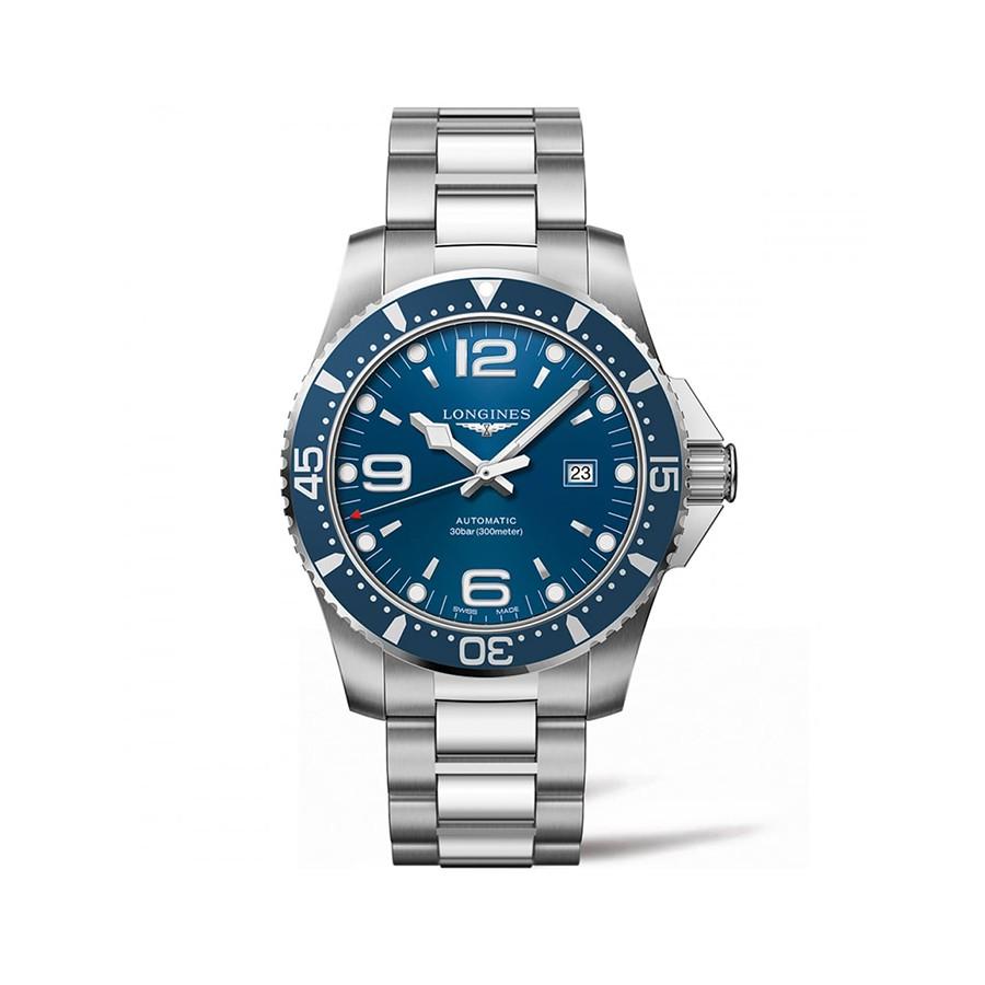 HydroConquest Men's Watch L3.841.4.96.6