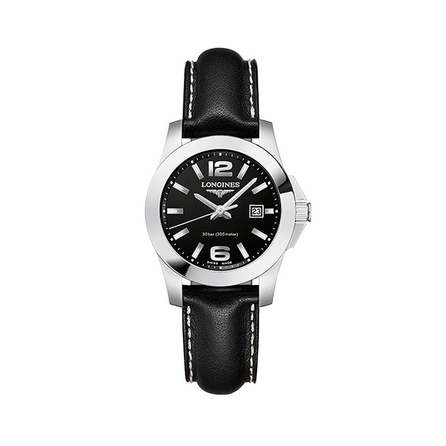 LONGINES Conquest Men's Watch L3.760.4.56.3