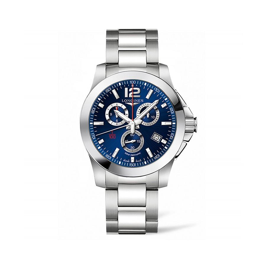 LONGINES Conquest Men's Watch L3.800.4.96.6