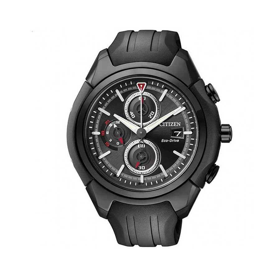 CITIZEN Eco-Drive Chronograph Men's Watch CA0285-01E