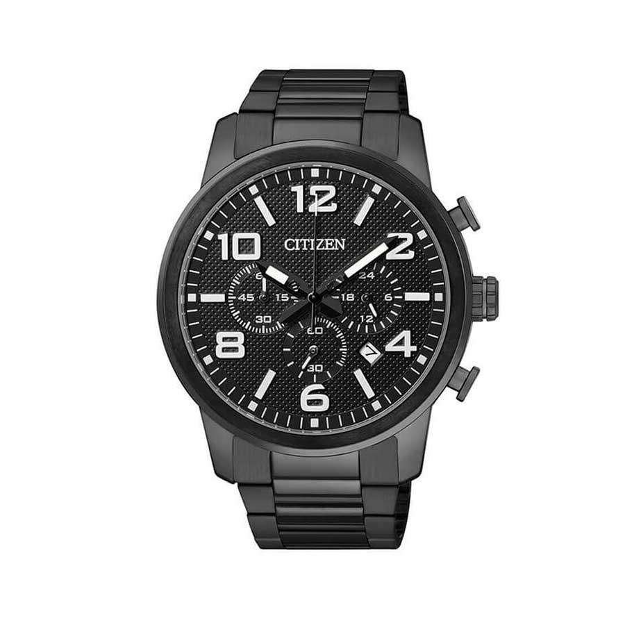 Men's Chronograph Steel Watch AN8055-57E