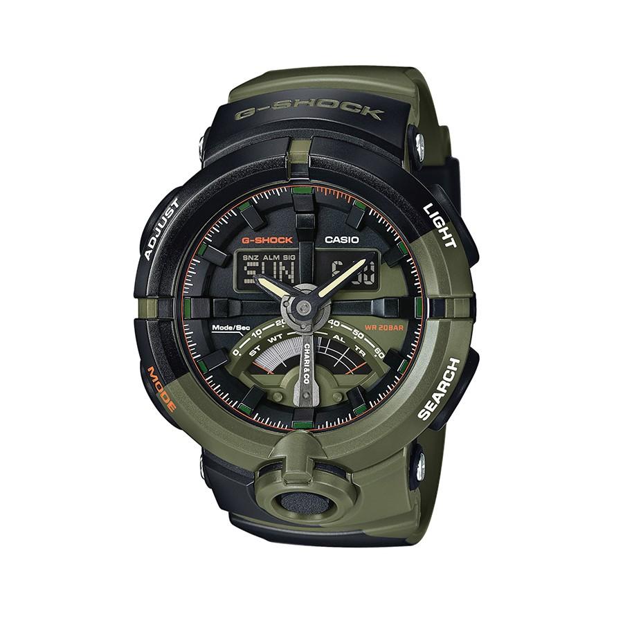 G-Shock Chari & Co GA-500K-3AER