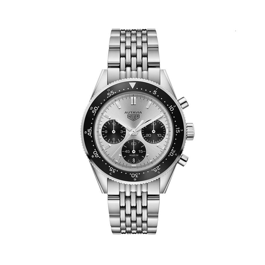 Heritage Autavia Calibre Heuer-02 Men's Watch