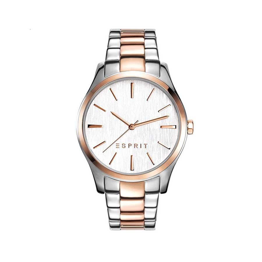 ESPRIT ES Two-Toned Silver Dial Men's Watch