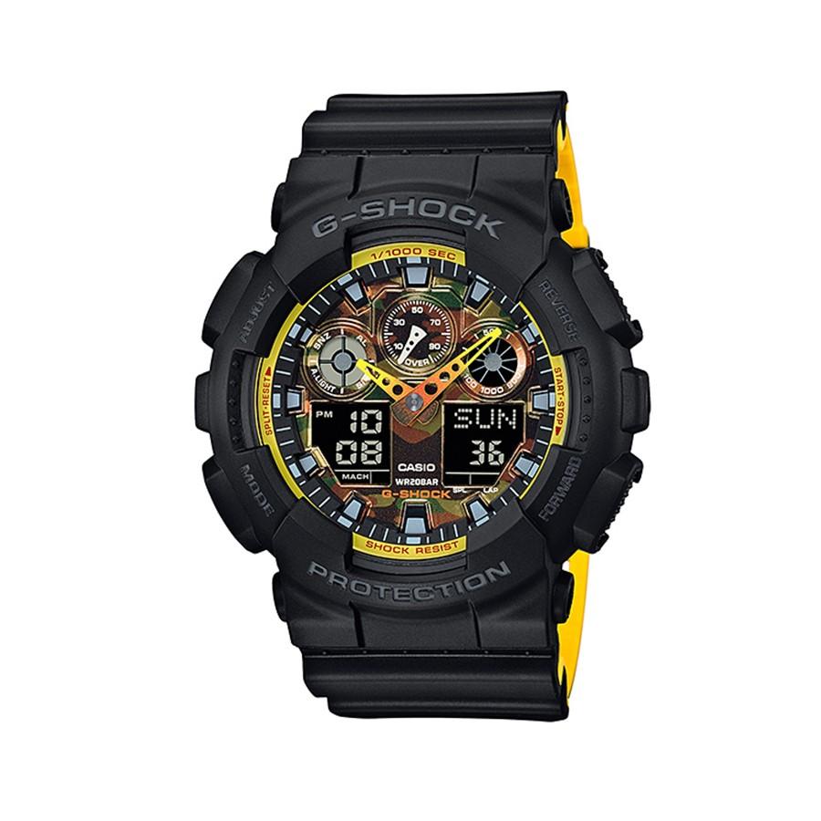 CASIO G-Shock GA-100BY-1AER