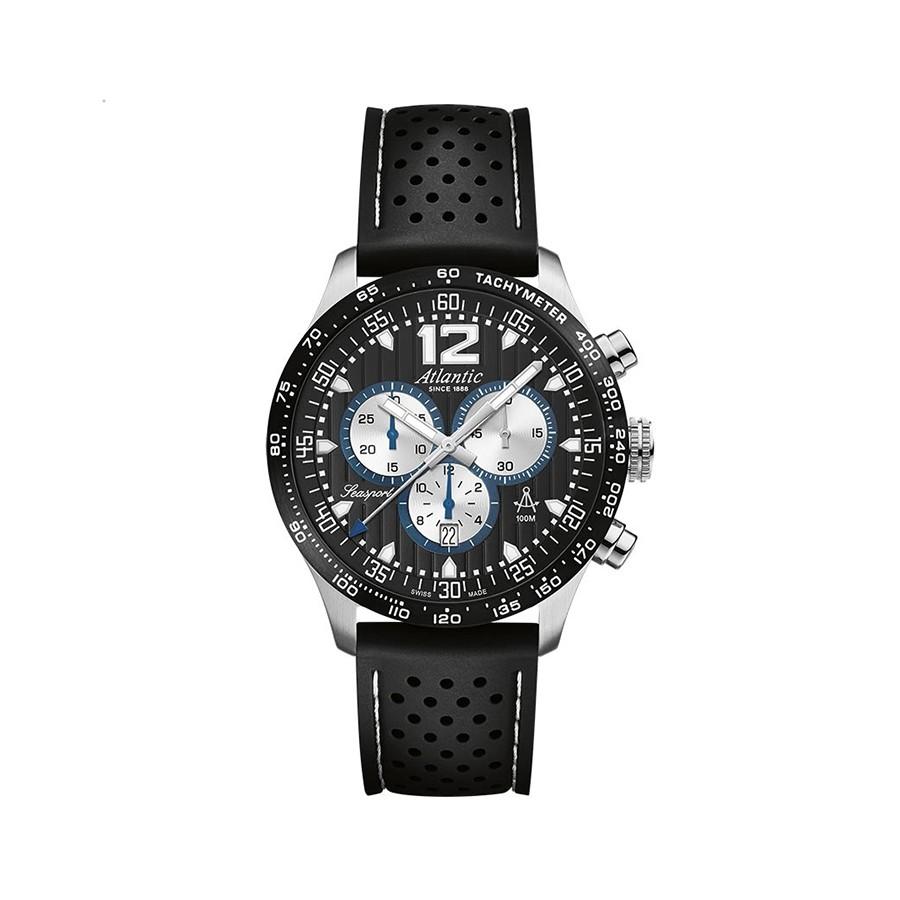 ATLANTIC Seasport Men's Watch 87464.47.65S