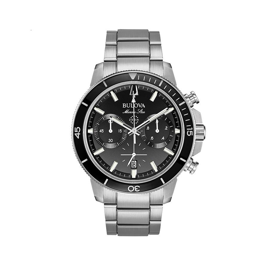 Marine Star Chronograph Man's Watch 96B272