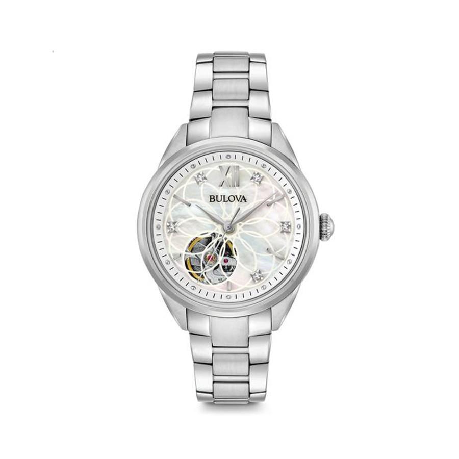 Automatic Diamond Ladies Watch 96P181