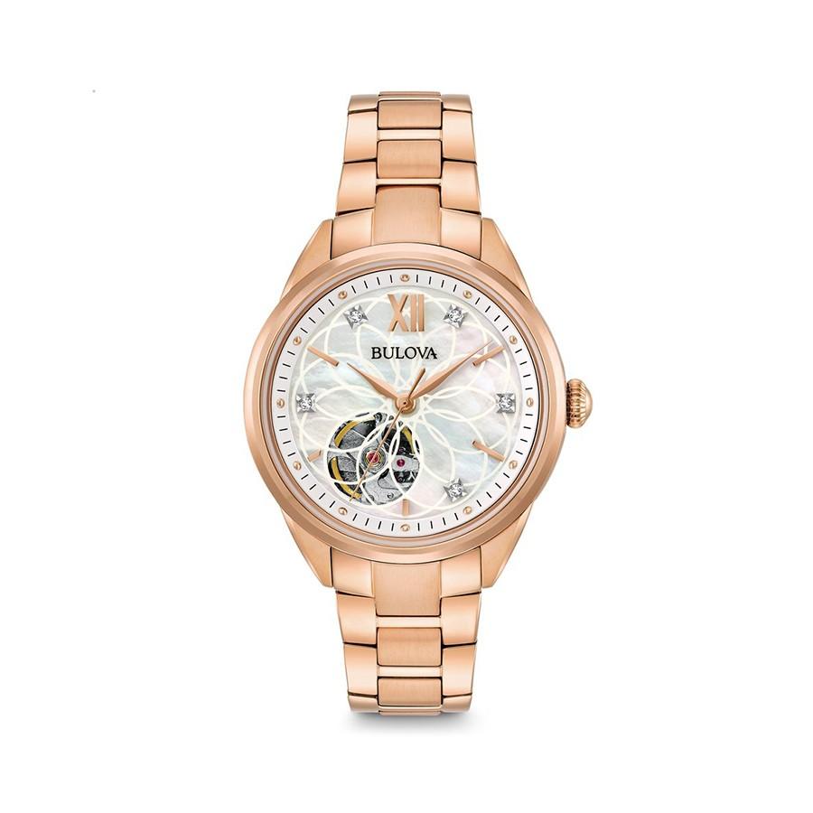 Classic Automatic Diamond Ladies Watch 97P121