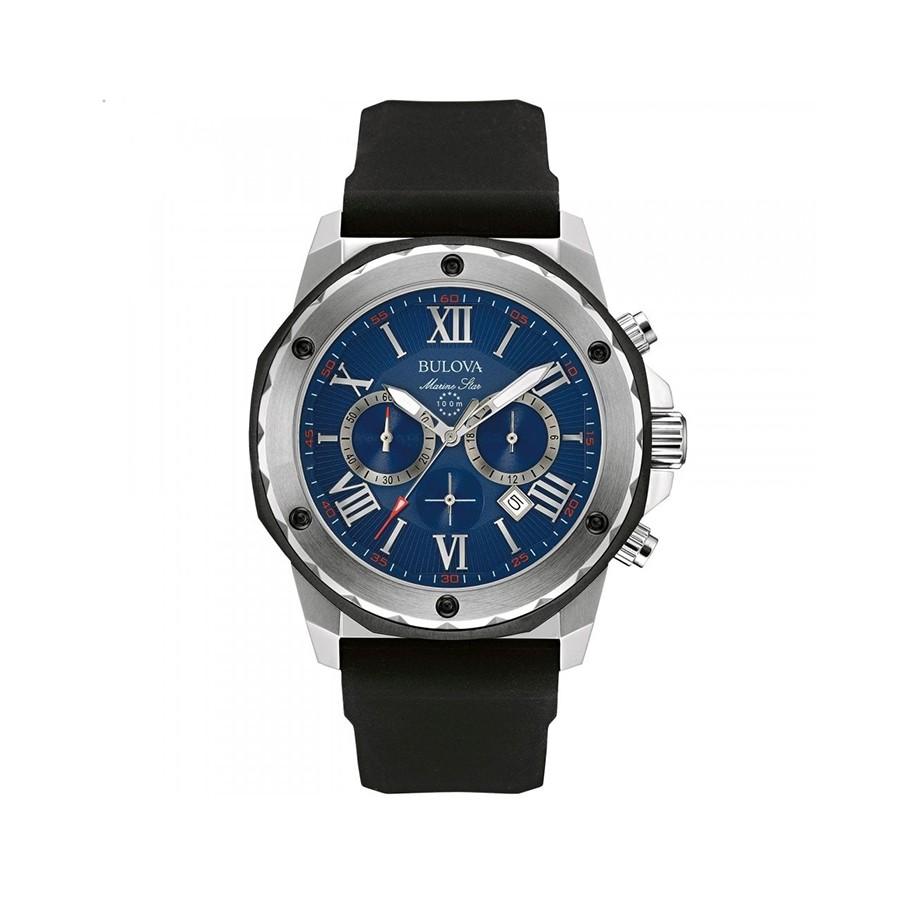 Marine Star Chronograph Man's Watch 98B258