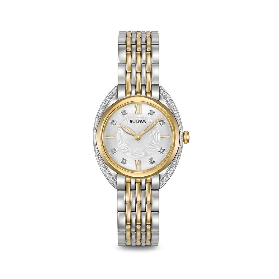 Classic Diamond Ladies Watch 98R229
