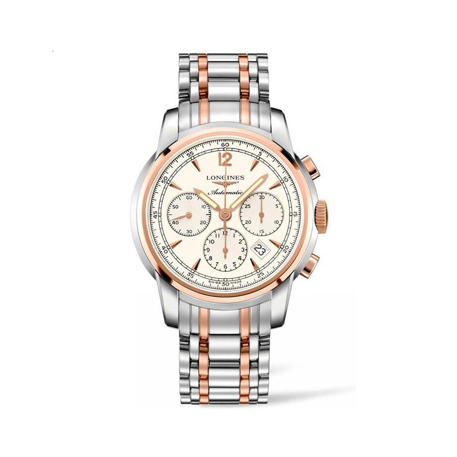 Saint-Imier Automatic Chronograph Two-Tone Men's Watch