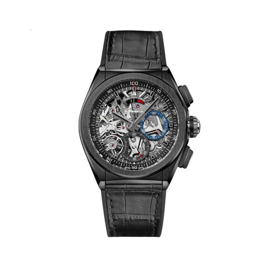 Defy El Primero Men's Watch 49.9000.9004/78.R582