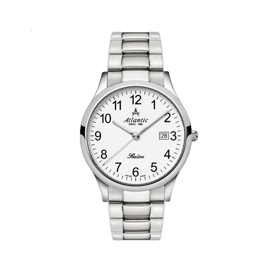 Sealine White Dial Ladies Watch
