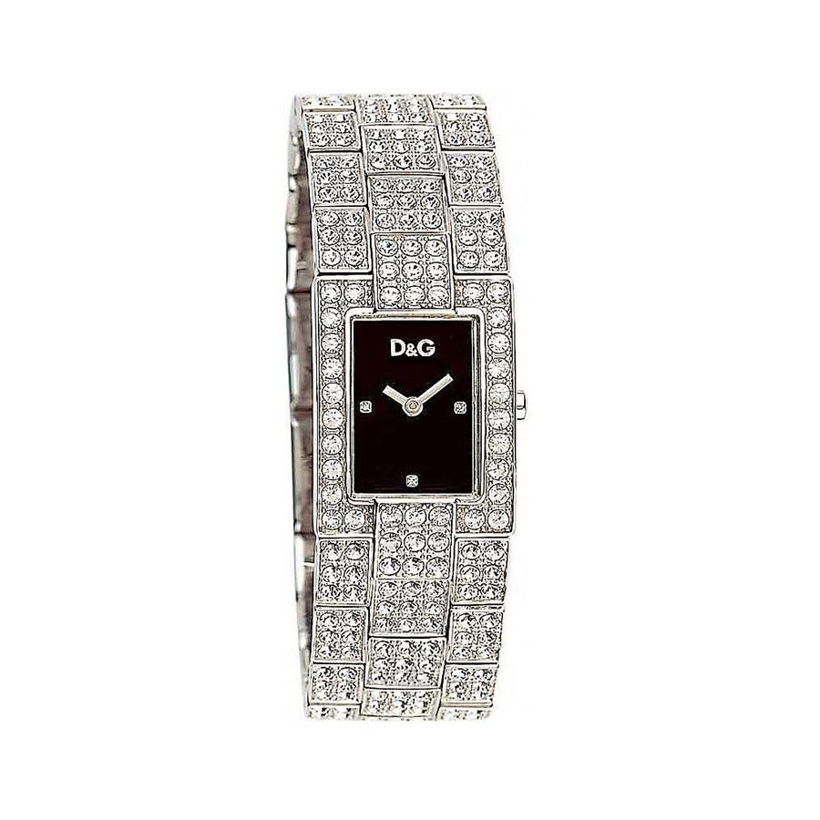 Ladies Black Dial Bracelet 3719251037