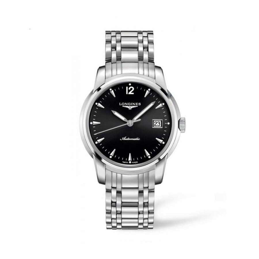 Saint-Imier Black Dial Automatic Men's Watch