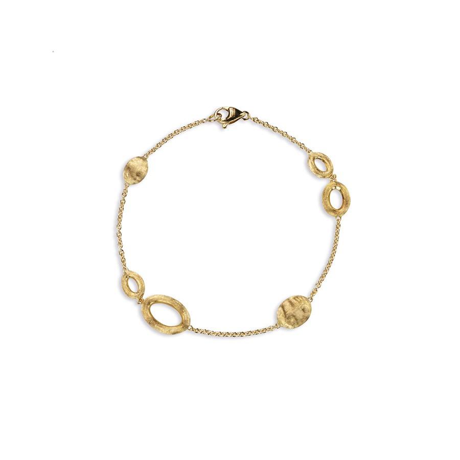 Siviglia 18K Yellow Gold Link Bracelet