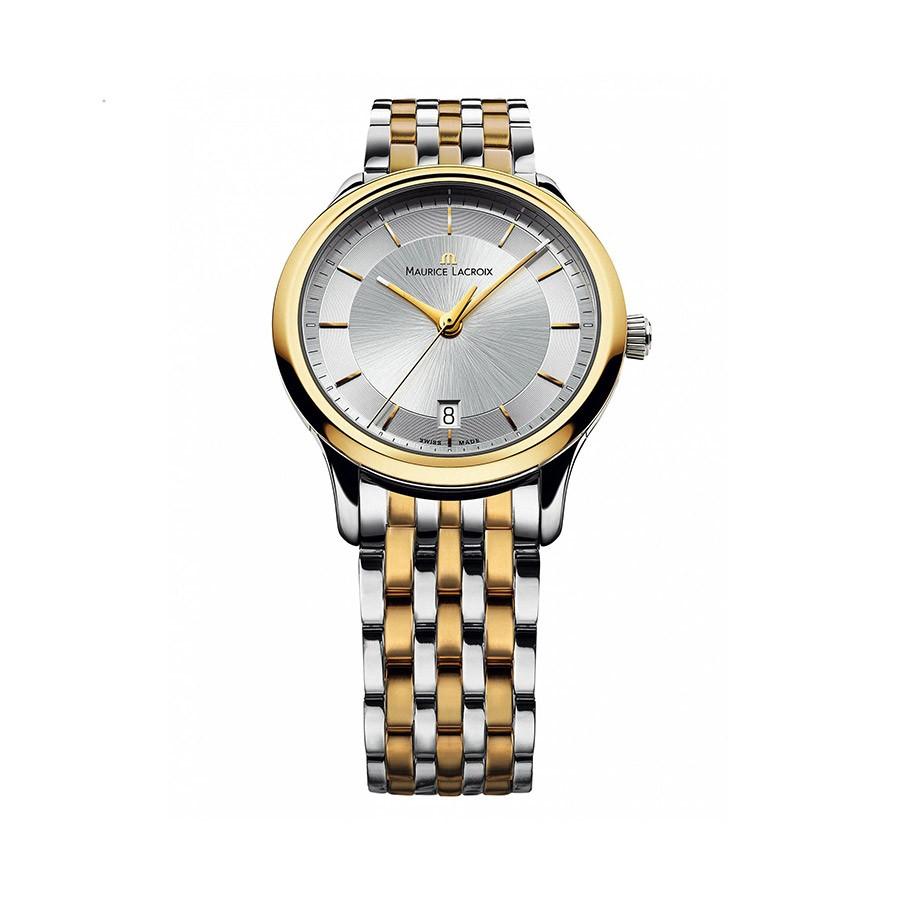 Les Classiques Silver Dial Two Tone Men's Watch LC1117-PVY13-130