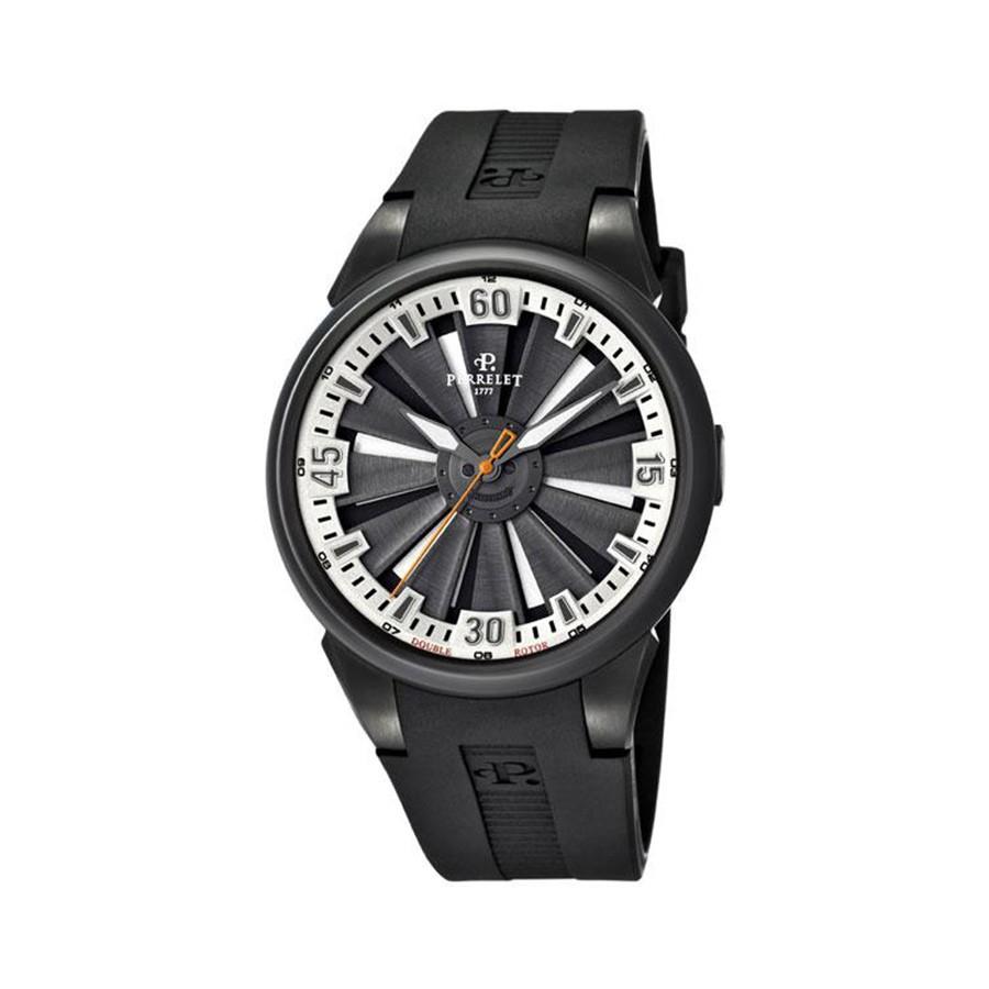 Turbine Automatic Black Dial Men's Watch