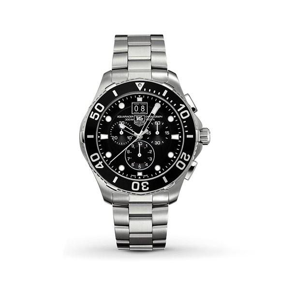 TAG HEUER Aquaracer 300M Grande Date Chronograph
