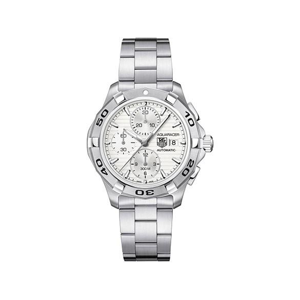 TAG HEUER Aquaracer Automatic Chronograph 300M Men's Watch