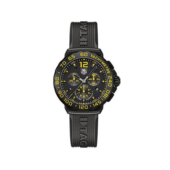 Formula 1 Quartz Chronograph Black Dial Men's Watch
