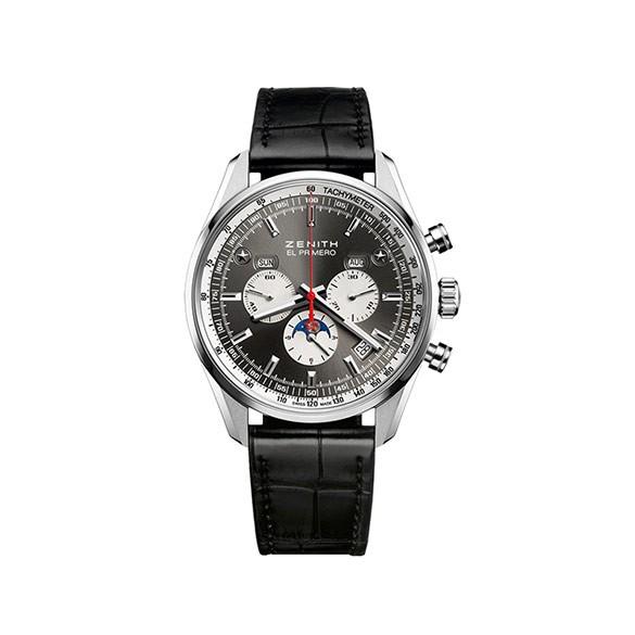 ZENITH El Primero 410 Complete Calendar Moonphase Men's Watch