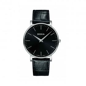 D-Light Black Quartz Chronograph Men's Watch