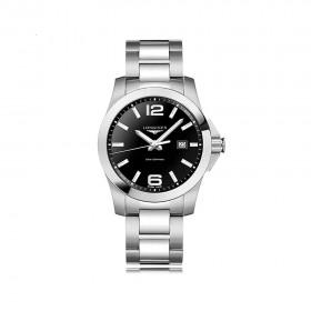 Conquest Quartz Men's Watch L3.760.4.56.6