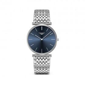 La Grande Classique Sunray Blue Dial Men's Watch