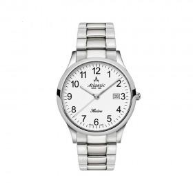 Sealine White Dial Stainless Steel Men's Watch