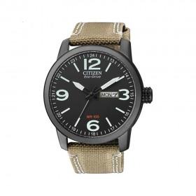 Eco-Drive Black Dial Men's Watch BM8476-23EE