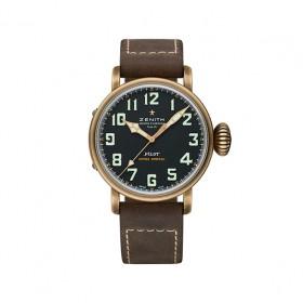 Pilot Montre D'aeronef Type 20 Black Dial Automatic Men's Watch