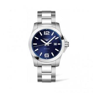 Conquest Men's Watch L3.760.4.96.6