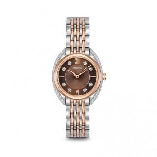 Classic Diamond Ladies Watch 98R230
