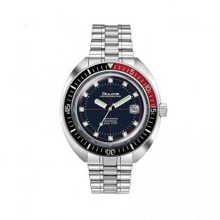 Devil Diver Special Edition Oceanograph Watch 98B320