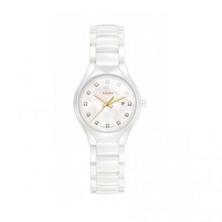 True Quartz High-tech White Ceramic Ladies Watch R27061902