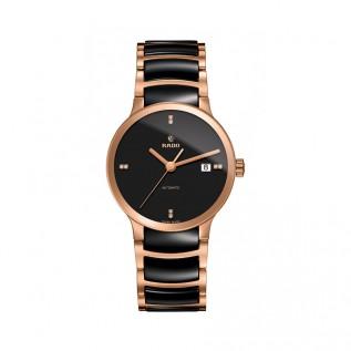 Centrix Rose Gold Jubile Men's Watch
